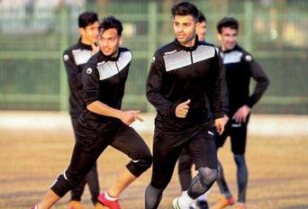 تمرینات سپیدرود رشت در تهران