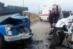 5 کشته و زخمی در تصادف زوار محور دهلران به اندیمشک