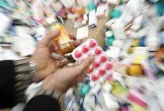 کشف بیش از 400 هزار عدد داروی فاسد