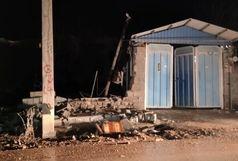 آخرین وضعیت زلزله سیسخت