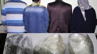 دستگیری اعضاء باند خانوادگی توزیع موادمخدر