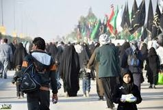 ۱۱۰ دستگاه خودرو موکب ها را از همدان به عراق منتقل میکنند
