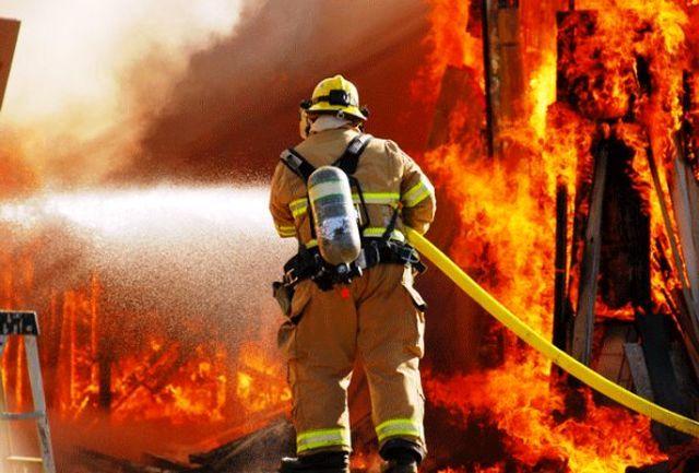 589 عملیات اطفاء حریق / 348 عملیات  امداد و نجات با تلاش آتش نشانان سنندجی