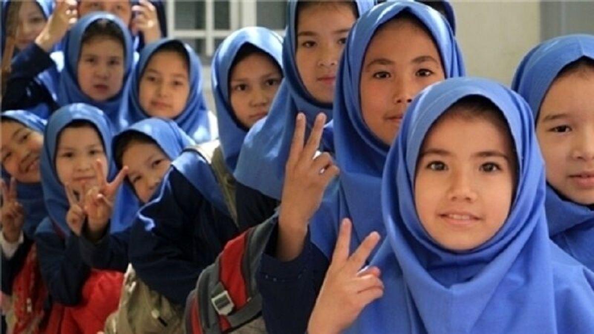 ترک تحصیل ۵ تا 6 درصد از دانش آموزان اتباع/ 500 دانش آموز اتباع در ایران تحصیل میکنند