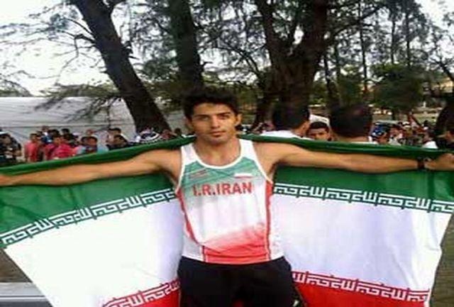 دوندگان قزوینی در شیراز طلایی شدند