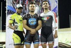 عنوان قهرمان قهرمانان دوچرخه سواری کشور در دستان یک خوزستانی