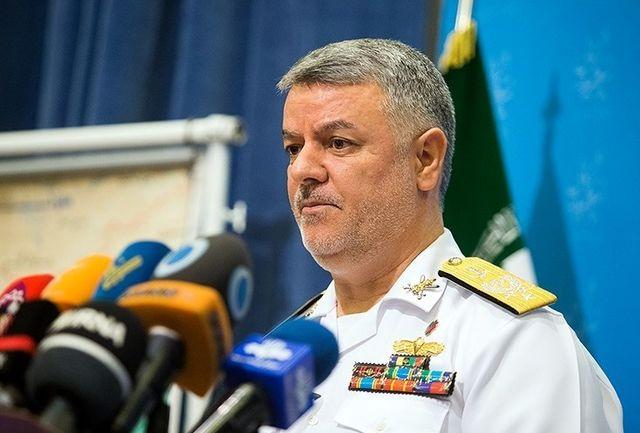فرمانده جدید مرکز آموزش تکاوران نیروی دریایی ارتش معرفی شد