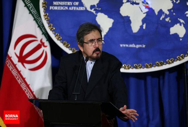 قاسمی حضور عناصر طالبان در ایران را تکذیب کرد