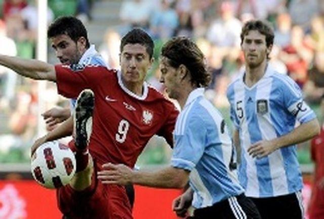 شکست آرژانتین در روز غیبت ستارهها