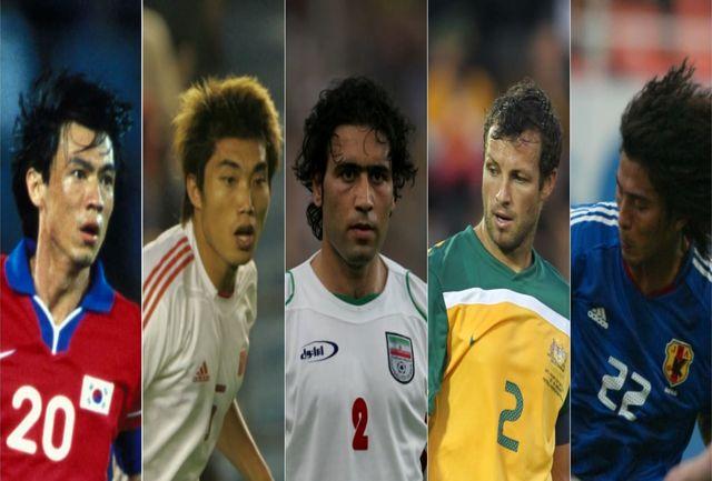 شانس بزرگ نماینده ایران/ به مهدویکیا برای کسب عنوان بهترین مدافع تاریخ جام ملتهای آسیا از اینجا رای بدهید