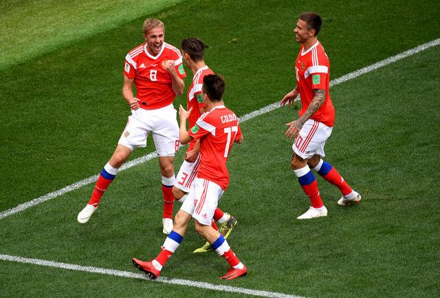خط و نشان تزارها برای جام جهانی/ سعودیها در خاک روسیه زمین گیر شدند