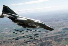 حمله هوایی ارتش صهیونیستی به نوار غزه
