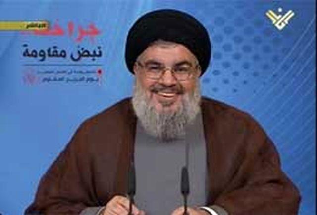 سیدحسن نصرالله به رهبر و ملت ایران تبریک گفت