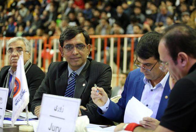 آشوک کومار: استقبال تماشاگران کرمانشاهی از جام تختی عالی بود