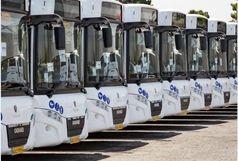 ورود 22 دستگاه اتوبوس جدید به ناوگان حمل ونقل عمومی کرج