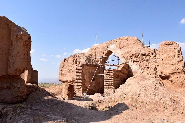 اختصاص قریب به 22 میلیارد ریال اعتبار بهمنظور مرمت آثار تاریخی خراسان شمالی