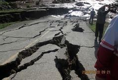 مفقودی 3 نفر در اثر وقوع سیل و رانش زمین در رحیم آباد رودسر