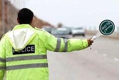 اعمال محدودیت ترافیکی در جاده آستارا - اردبیل