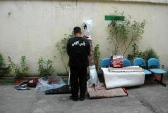 دستگیری یک سارق حرفهای خانه با 15فقره سرقت