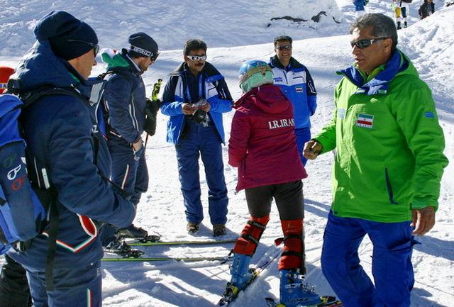 اسکی ایران نیازی به مربی خارجی ندارد/ پیستهای دیزین برای مسابقات جهانی آماده میشوند