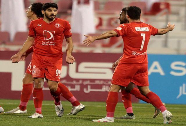 ستاره پرسپولیس در لیست مازاد تیم قطری