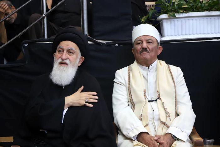 امام حسین(ع) متعلق به همه بشریت است/ زرتشتیان پای ثابت شرکت در مجالس عزاداری