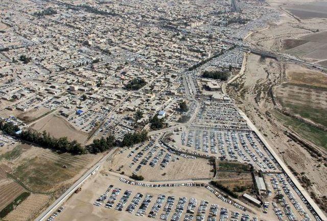 عادی شدن تردد در مرز مهران/تردد یک میلیون و۴۰۰ هزار زائر از مرزها