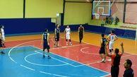 شکست آذربایجانغربی و برد آذربایجانشرقی در دومین روز مسابقات بسکتبال زیر ۱۸ سال پسران منطقه پنج کشور