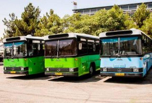 دیگر اتوبوس دیزلی نمی خریم