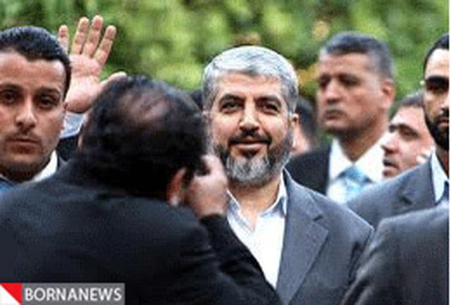 ترمیم کابینه حماس