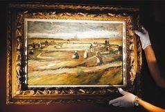 فروش ۸ میلیون دلاری نقاشی «ونگوگ» بعد از  ۲۰ سال