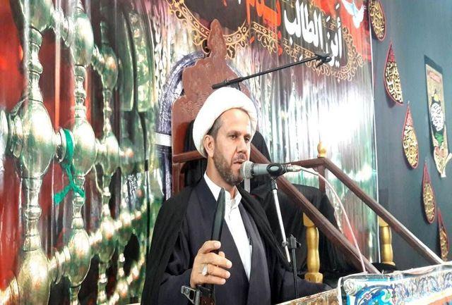 نیروی انتظامی حافظ و نگهبان امنیت عمومی جامعه است/درس های اربعین حسینی هیچ گاه نباید به فراموشی سپرده شود