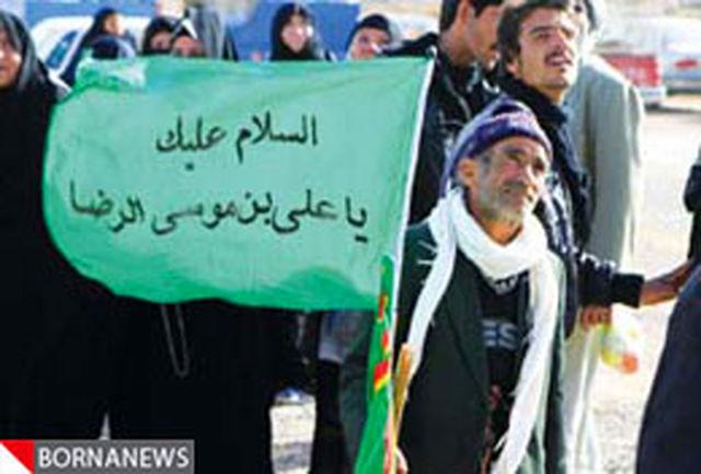 سالمندان تحت پوشش کمیته امداد به زیارت ثامنالحجج میروند