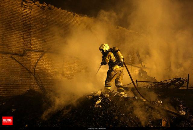 تهران زیر تیغ حوادث