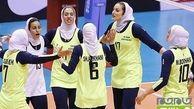 حضور چهار بانوی والیبالیست اصفهانی به اردوی المپیک