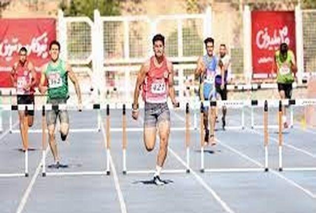 کسب مقام  دوم آذریان در دو 3000 متر با مانع در رقابتهای قهرمانی کشور