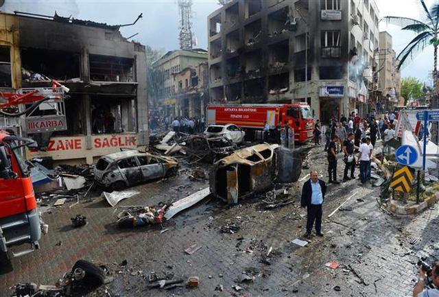 بمبگذار استانبول عضو داعش و اهل عربستان بود