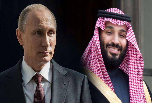 گفتوگوی تلفنی پوتین و بن سلمان