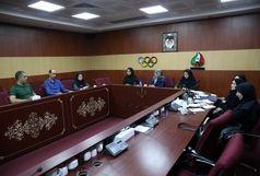 یازدهمین نشست کمیسیون همبستگی المپیک برگزار شد