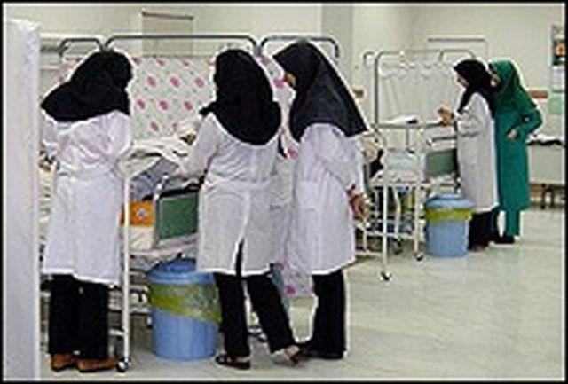 کمبود نیروی پرستار از مشکلات نظام سلامت است