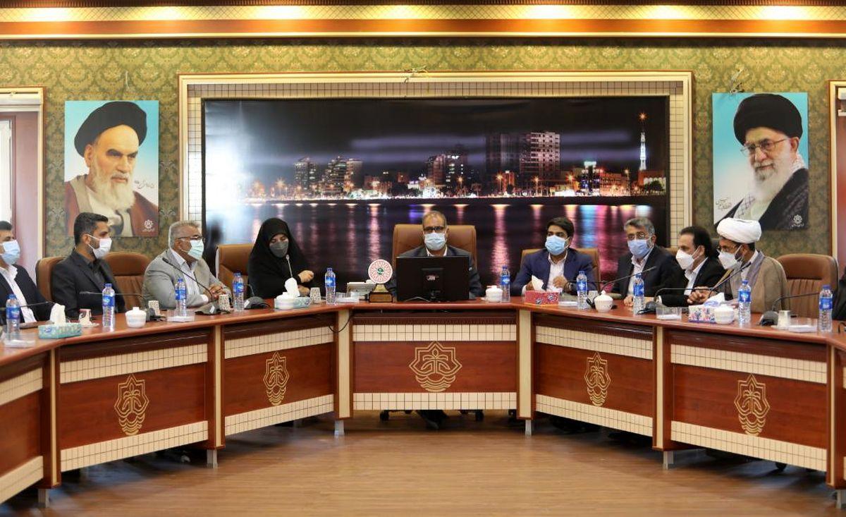 5 مولفه اصلی در مدیریت شهرداری بندرعباس/ تاکید بر استفاده از نیروهای درون شهرداری