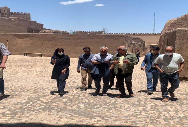 سرمایهگذاری هواپیمایی ماهان در بناهای تاریخی کرمان