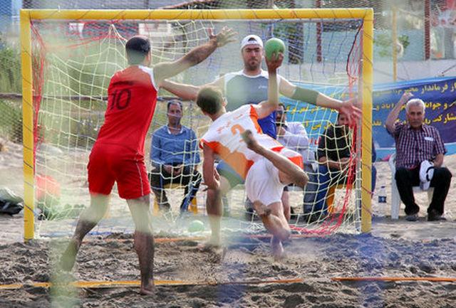 دعوت 4 بازیکن و مربی از آذربایجان غربی به اردوی تیم ملی هندبال ساحلی