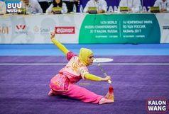 حضور بانوی تالوکار اصفهانی در بازیهای آسیایی جاکارتا