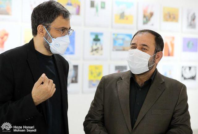 آثار بینالمللی «فلسطین تنها نیست» نشان از پیروزی نظریه مقاومت دارد