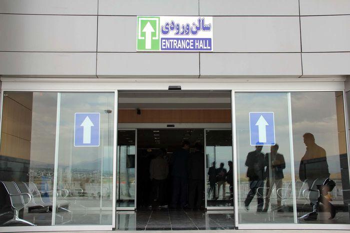 سالن جدیدالاحداث مسافری پایانه مرزی سرو تا دهه فجر سال جاری افتتاح می شود