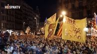 بررسی چالش های جداییطلبان در اروپا روی آنتن