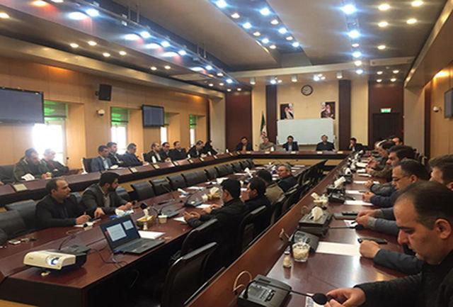 برگزاری دوره آموزشی رفع سد معبر و ساماندهی مشاغل در قزوین