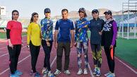 اعزام 6 دونده ایلامی به مسابقات بین المللی مشهد