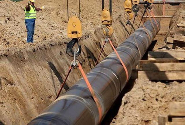 تحقق ۹۵ درصدی طرح گازرسانی به خاش